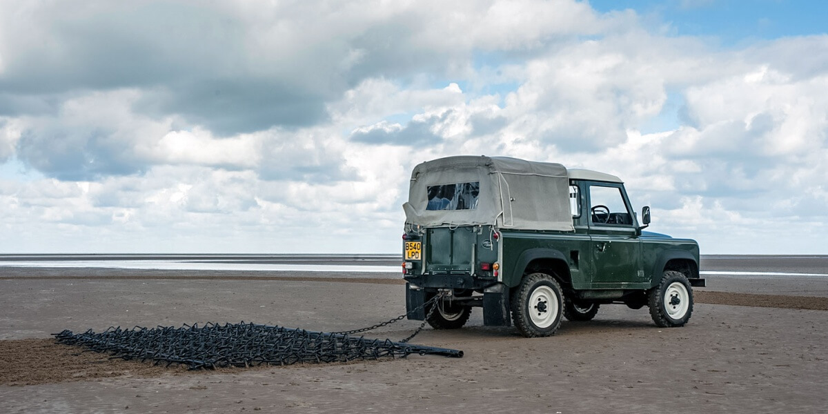 Land Rover Series 1, 2 en 3